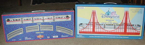 Disney Model Monorail