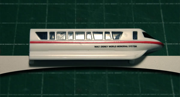 N Scale Monorail